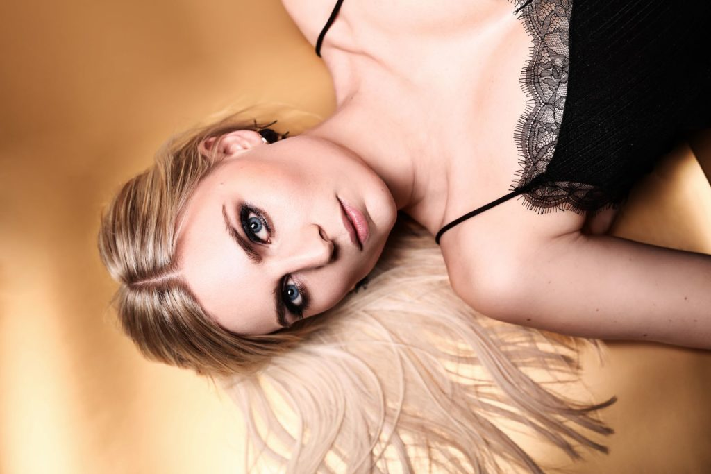 Charlotte Giers Portrait 1